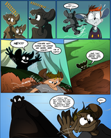 Keeping Up with Thursday, Issue 3 page 7 by KUWTComicsInc