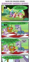 Maud Pie (Deleted Scene) - Somepony missed Spike? by INVISIBLEGUY-PONYMAN