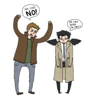 Destiel, The Summary by ExplodingPiano