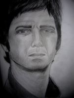 Noel Gallagher by MyTwilight1109