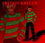 NYE3: No 3 Freddy Kruger by RedWingsDragon