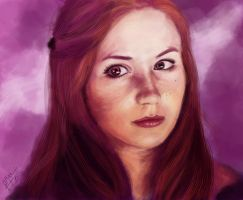 Amelia Pond by LunaNueva01