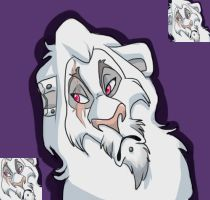 Willow Whispers Scar Icon by PumpkinHipHop