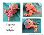 Cupcake the Jellyfish by Lechau