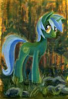 Alone In The Forest (update) by Maytee