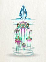jellyfish by MaNoU56