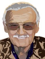 Stanlee No Pen work 4 by daylover1313
