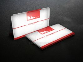 Redline Business Card Design by bry5012