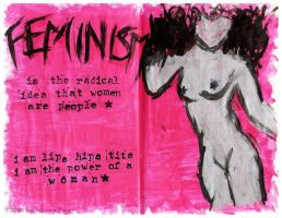 feminism by JessiPerry