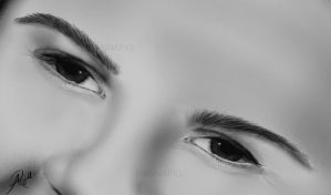Patsy Cline detail by mannafig