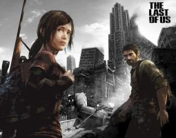 The Last Of Us Wallpaper by Drakonias115