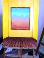 painting by MozartXD
