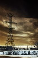 Pylon Infrared by LDFranklin