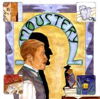 Moustery Cover by omelton