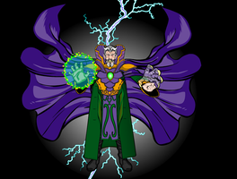 Lord Egrejius by spidercow2010
