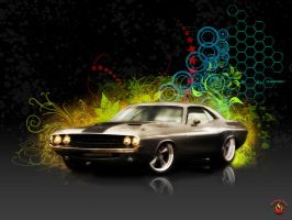 Dodge Challenger v.2 by kamao