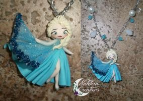 Elsa Necklace by Nakihra