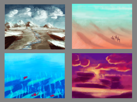 Thing a Day: Color Thumbnails by porkchopsammie