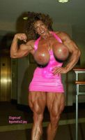 Muscle Goddess by xbgmusf