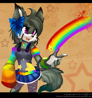 Comm::. Rainbowz by thatWeasel