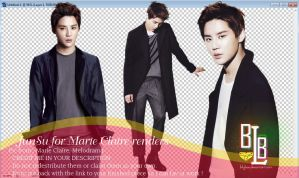 JunSu for Marie Claire renders by BiLyBao