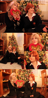 What a Griffindor Christmas by Natsumi723