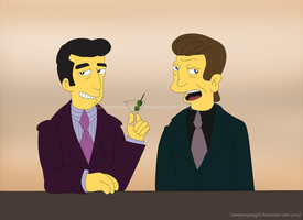 Simpsons: Have a Drink With... by LSimpsonJazzgirl