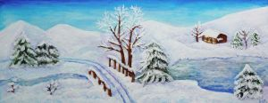 Winter Wonderland by leeri