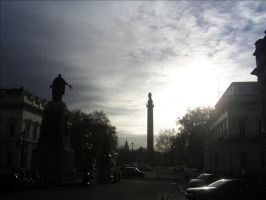 Near to Picadilly by 0hdearx