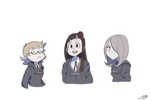Lwa! by goldimari