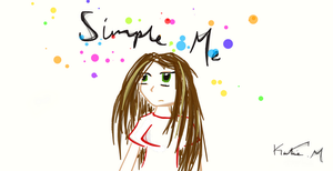 Simple me by Rox-ma-Sox