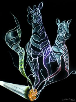 Zebra spliff by olivera-h