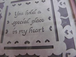 You hold a Special place in My Heart by Hearts-at-Sea