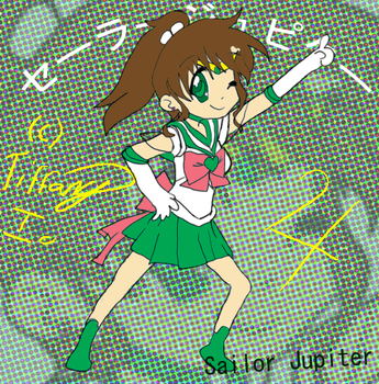 BSSM - Sailor Jupiter by iTiffanyBlue