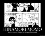 Hinamori Demotivational by rolf-hitsugaya