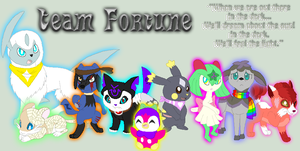 Team Fortune by PancakeShiners