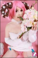 Flowers by Foxy-Cosplay
