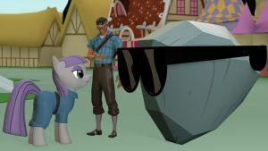 Hey Maud i want you to meet Tom by TheDandyScout900