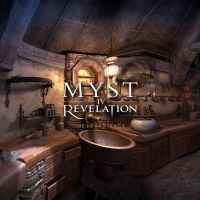 Myst IV: Revelation Soundtrack front cover by Rivendude