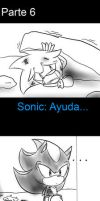 Knuckles consigue una soda parte 6 by idolnya