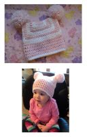 pom hat by Brookette