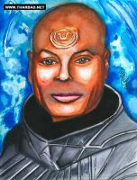 Teal'c by I-Tharbad-I