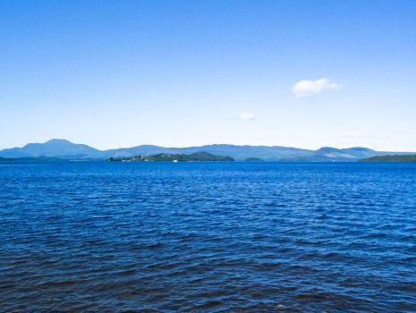 Loch Lomand waterscape by Johnt447