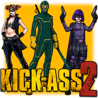 Kick-Ass 2 by POOTERMAN