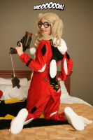 Harley Quinn: Dontcha' Wanna Rev Up Your Harley? by HarleyTheSirenxoxo