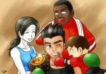 Little Mac's Family by amito