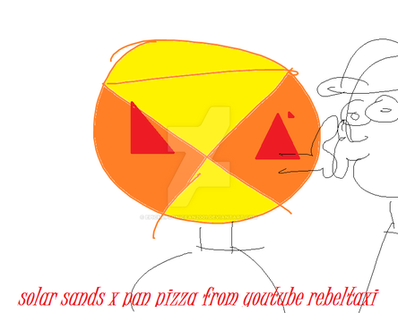 Fan Art Solar Sands by epicMLPsonicfan2001