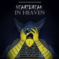 Heartbreak in Heaven Album Cover [Housepets!] by AuraSight7