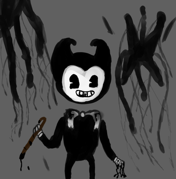 Bendy (read desc i guess) by Terfoxie