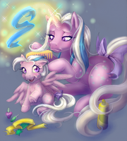 Mother Daughter Time by KissTheThunder